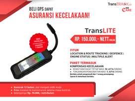GPS Tracker MOBIL/MOTOR (Paket TransLITE) dari TransTRACK.ID