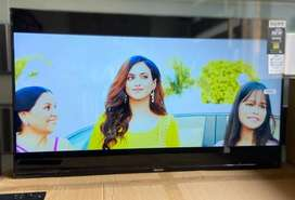 "Big billion sale offer 43"" Android full hd led tv with warranty."
