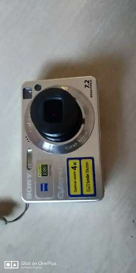 Want to sell sony cyber shot camera