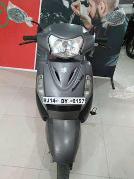 Good Condition Suzuki Access Uz with Warranty |  0157 Jaipur