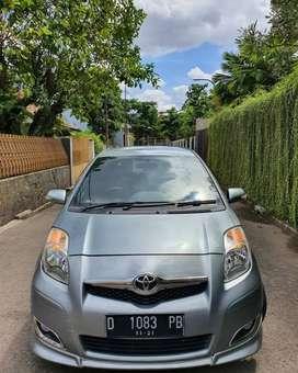 Yaris S Limited AT 2011