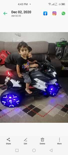 Kidz Heavy Bike