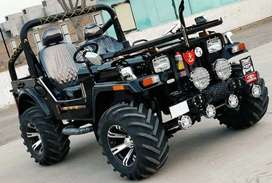 Modified Open Jeeps Willy's Jeeps Gypsy AC