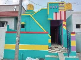 18.5LAKHS NEGOTIABLE INDIVIDUAL HOUSE
