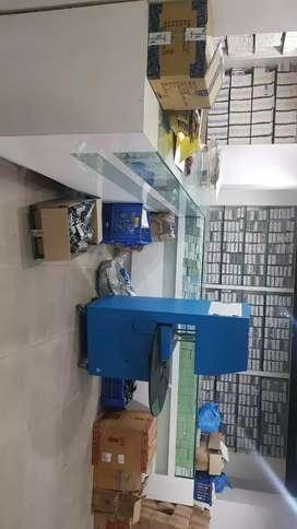 Mobile counter