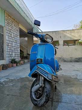 Vespa Scooter 1984 model