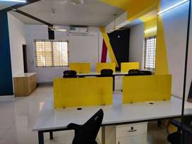 Lavish 10 Seater Fully Furnished Office For Rent At South Tukoganj