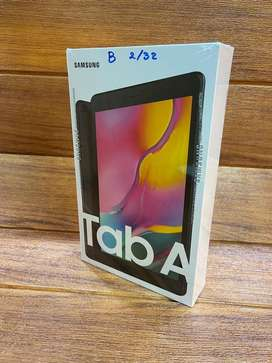 Samsung Tab A 8in black 2/32 garansi resmi sein - New BNIB