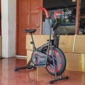 Free Ongkir Sepeda Statis Olahraga Platinum Bike 2 gerakan