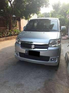 Di jual cpt Suzuki APV ARENA GX thn 2011 manual