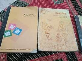 ENGLISH AND HINDI BOOKS CLASS. IX