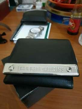 Jean Paul Gaultier Wallet Original by JPG
