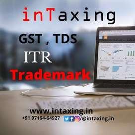 TRADEMARK, GST ITR, import export code
