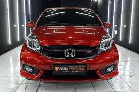 Honda Brio Nano Ceramic Coating Laminasi Mobil Anti Karat