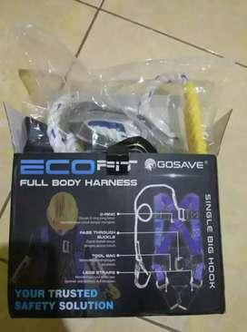 Sabuk Pengaman Full Body Harness GOSAVE Safety Belt COD BDG