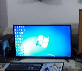 "Panasonic 1.5yrs old 41"" FHD LED, Less used wid bil Shwroom Condition"