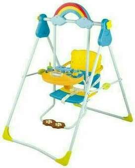 Swing Pliko PK 707 Ayunan Manual Bayi Kursi Ayun Anak Bayi