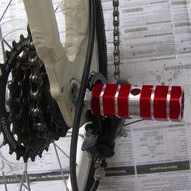 Jalu sepeda alumunium alloy