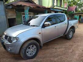 Jual Cepat Strada Triton Turbo GLS 2011, Mobil ready