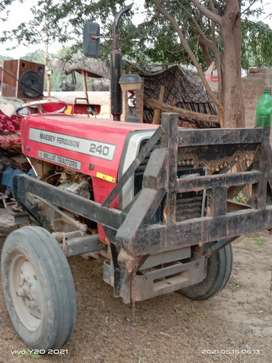 New tractor 240 condition 10by 10
