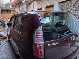 I am selling Toyota passo