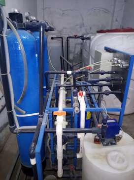 Water filter plant for urgent sale