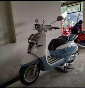 Bali dharma motor,Jual Vespa Peugeot djengo THN 207