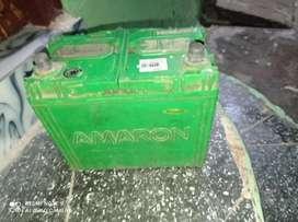 Battery amaron
