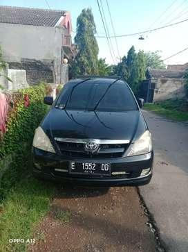 Dijual Cepat Mobil Innova 2005 Type G Mulus/Terawat *nego