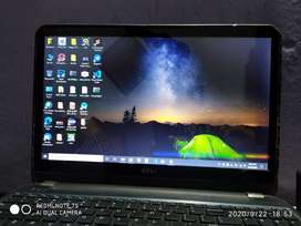 Dell Inspiron , i5 , 8Gb ram , 1Tb , 2 Gb graphic, Touch screen laptop