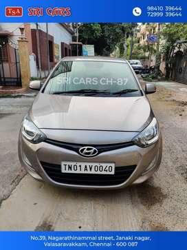 Hyundai i20 2012-2014 new Sportz AT 1.4, 2013, Petrol