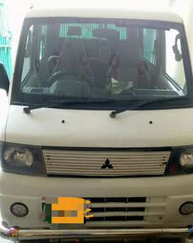 Van daba available for rent good condition