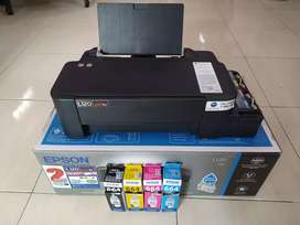 Printer Epson L120 + TINTA REFILL ORIGINAL EPSON