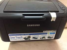 Samaung ML 1666 Black and White printer for sale
