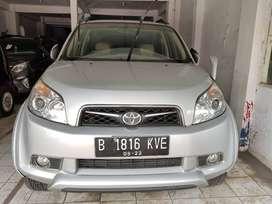 Toyota Rush S 2010 AT/Matic, Tdp8jt, Angs2,926. paling murah disini.