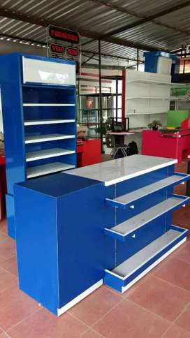 Meja kasir produk anak bangsa
