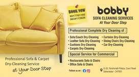 Sofa dry clean
