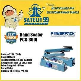 Mesin Sealer Plastik POWERPACK PCS 300I