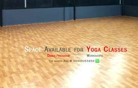 Space For Yoga, Dance Practice