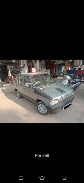 For sell in Hindustan car bazaar