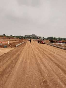 Open plots for sale at BIBI nagar, with all Benefits