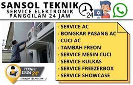Service AC SHOWCASE Servis Kulkas Mesin Cuci Sidayu Gresik