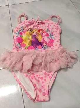 Preloved baju renang anak 2-3 thn