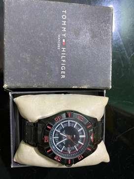 Minimally used Tommy Hilfiger watch