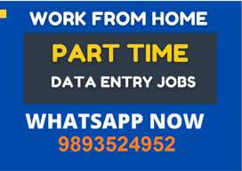 Online pt job and work at home use your free time