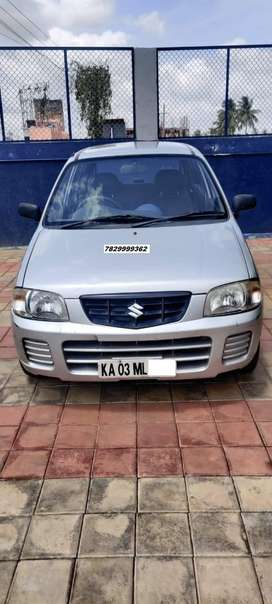 Maruti Suzuki Alto K10 LXi, 2009, Petrol