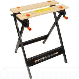 Black and Decker Workmate 301 Workbench With Vise