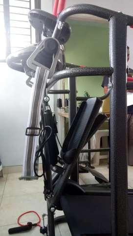 Treadmill lengkap