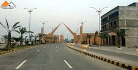 5 Marla Plot on (20000) Installment per month, Al-Noor Orchard Lahore