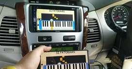 Headunit Pioneer AVH A215BT Mirrorlink Bluetooth USB FM radio